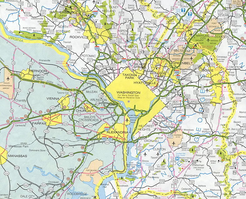 virginia highway map with Capital Beltway History on 1561472 further 14231911715 likewise Nv virginiacity furthermore Philadelphia Area Map as well NC Western Section.